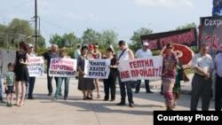 """Благовещенск. Митинг против сроительства космодрома """"Восточный"""""""