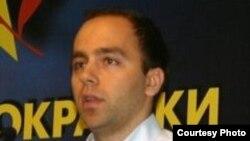 Дарко Давитковски - Претседател на Социјалдемократската младина на Македонија.