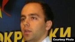 Дарко Давитковски Претседател на Социјалдемократската младина на Македонија