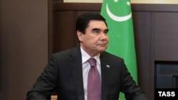 Prezident Gurbanguly Berdimuhamedow. Arhiw suraty