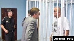 Ігор Діденко в суді, Київ, 27 серпня 2010 року