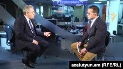 Վաղարշակ Հարությունյան. «Մեր ռազմավարական զենքն ի վիճակի է ոչնչացնել Ադրբեջանի ողջ ներուժը»