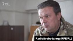 """Заступник гендиректора музею """"Київська фортеця"""" Андрій В'ялець"""