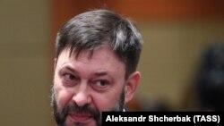 Колишній головний редактор РІА Новини-Україна Кирило Вишинський