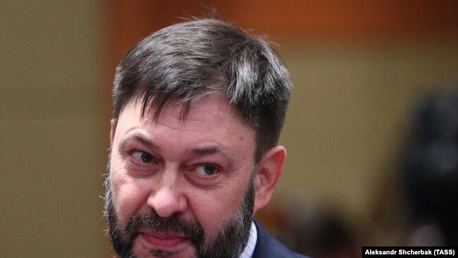 Бывший главный редактор РИА-Новости (Украина) Кирилл Вышинский