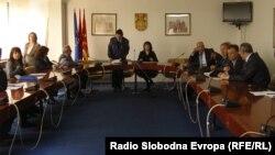 Одделение за превенција при Секторот за внатрешни работи во Куманово.