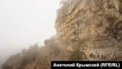 Боткинская тропа, архивное фото