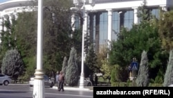 Ашхабад, Июль, 2020