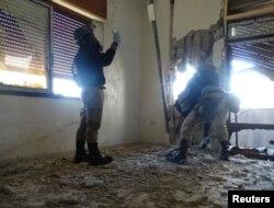 Эксперты ООН изучают место химической атаки в Сирии