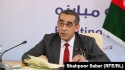 د افغانستان د عامې روغتیا سرپرست وزیراحمد جواد عثماني