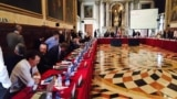 Sesiune a Comisiei de la Veneția