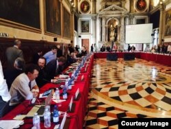 Засідання Венеціанської комісії, 19 червня 2015 року