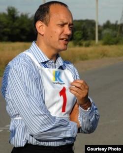 Роджер Фокс, Karachaganak Petroleum Operating компаниясының бас директоры. Фото www.sportelement.ru. сайтынан алынды.