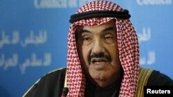 Премьер-министр Кувейта Насер аль-Мухамед аль -Ахмед ас-Сабах