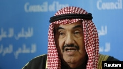 شیخ ناصر آل صباح، نخست وزیر کویت