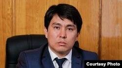 Алмаз Сазбаков.