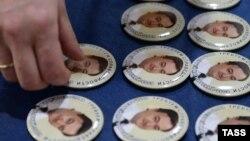 На вечере памяти юриста фонда Hermitage Capital Сергея Магнитского в Сахаровском центре, которому исполнилось бы в этот день 41 год. 8 апреля, 2014.
