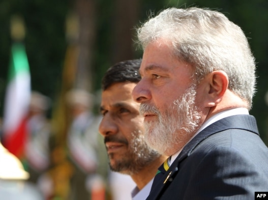 Brazilian President Luiz Inacio Lula da Silva said that a woman sentenced to death for adultery in Iran would be welcome in Brazil.