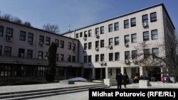 Zgrada za čiji najam Vlada FBiH SDP-u plaća 40.000 konvertibilnih maraka.
