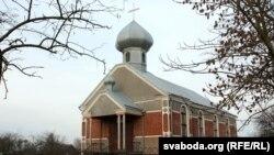 Пратэстанцкі дом малітвы ў Дзівіне