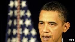Presidenti Barak Obama, 29 dhjetor 2009.