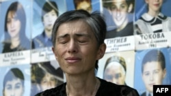 PHOTO GALLERY: On September, 1, 2004, 32 Chechen militants stormed School No. 1 in the North Ossetian town of Beslan and held 1,100 pupils, their relatives, and teachers hostage for three days. The militants demanded the withdrawal of federal forces from Chechnya. In the end, more than 330 of the hostages died, including 186 children, after a rescue attempt by Russian security forces. (RFE/RL photo archive)
