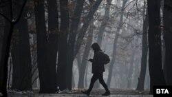 Столичната община предупреди, че в понеделник замърсяването на въздуха също ще е над нормата