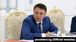 Председатель ГКИТиС Бакыт Шаршембиев.