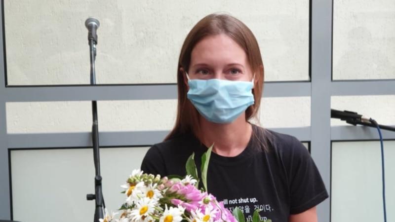 Orsýetiň sudy žurnalist Swetlana Prokofýewanyň gapma-garşy işi boýunça karar çykarýar