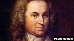 Johann Sebastian Bach. Portret de tinerețe. 1715.