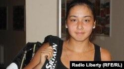 Зарина Дияс, қазақ теннисшісі