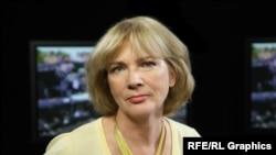 Олена Риковцева, ведуча російської служби Радіо Свобода.