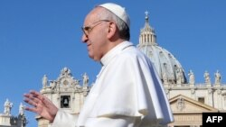 Վատիկան - Հռոմի պապ Ֆրանցիսկոս, մարտ, 2013թ.