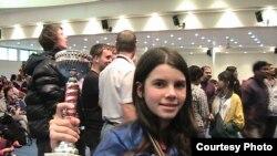Юлія Осьмак перемогла в молодіжному чемпіонаті з шахів у Греції