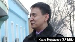 Қазақстандық адвокат Жохар Өтебеков.