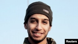 Belgian Islamic militant Abdelhamid Abaaoud led terrorist attacks in Paris that killed 130 people. (file photo)