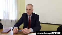 Праваабаронца Андрэй Бандарэнка