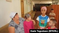 В приюте, которым руководил отец Софроний. Алматинская область, 3 сентября 2013 года.