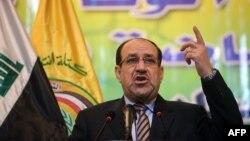 نوری المالکی، نخستوزیر عراق.