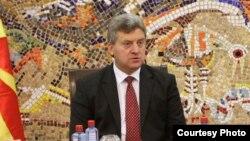 Претседателот на Македонија, Ѓорге Иванов