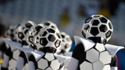 Тема недели: футбольная Европа в Бразилии