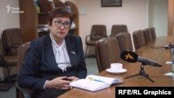 Медіа-директор асоціації «Український ядерний форум» Ольга Кошарна