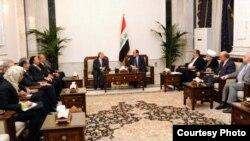 المالكي يستقبل بن حلي في بغداد (الإثنين)
