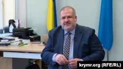 Глава Меджлиса крымскотатарского народа