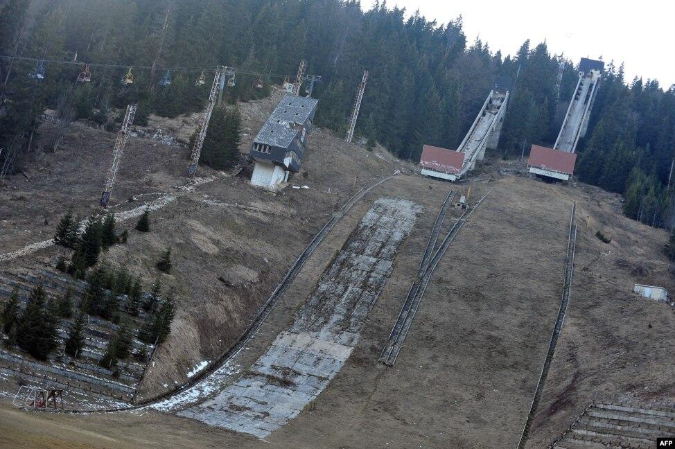 Sarajevo Olympics Hotel