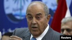 ایاد علاوی، معاون رئیس جمهوری عراق