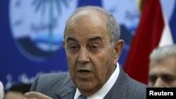 ایاد علاوی، معاون رییس جمهور عراق