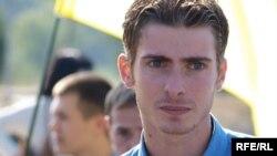 Дмитро Білоцерковець, проукраїнський активіст із Севастополя