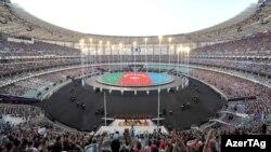 I Avropa Oyunlarının açılışı - Bakı, 12 iyun 2015