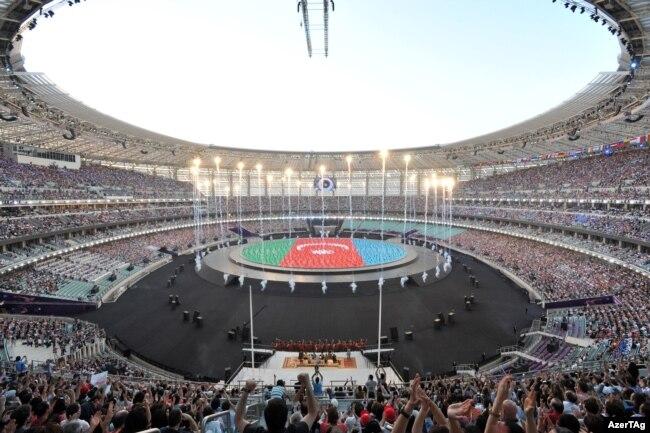 Откровение Европейских игр в Баку, 12 июня 2015 года